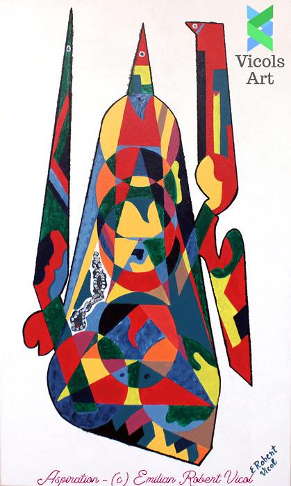 Ambition - Emilian Robert Vicol - Acrylic Paint_cr